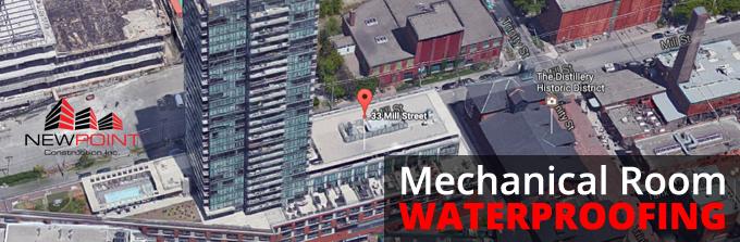 Toronto-Waterproofing-Property-Management