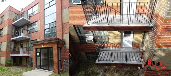 Milton-Ontario-Balcony-Repair-Contractor